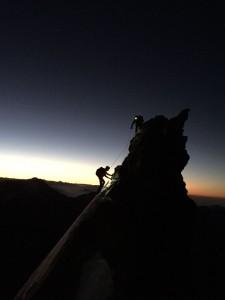 Lenzspitze mit Löri und Edy am 24.8.16 (33)